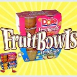 Dole Fruit Bowls Marketing CD-ROM