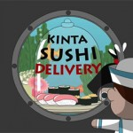 Kinta the Surfing Sushi Chef