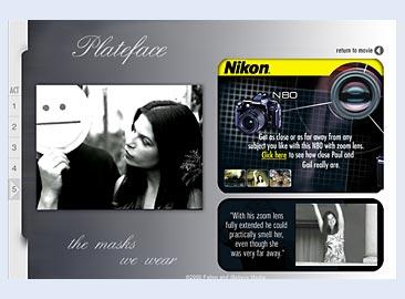 Plateface - Nikon Page