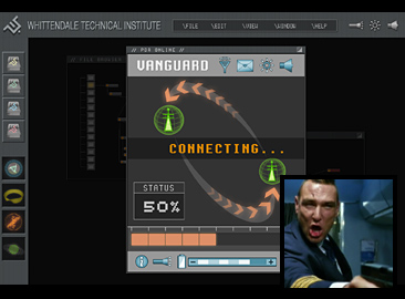 Slipstream Feature Motion Graphics - with Vinnie Jones
